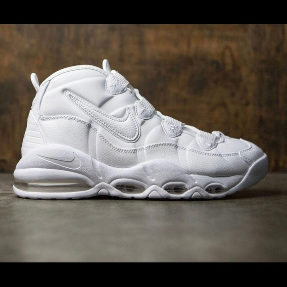 9d6775e480 Nike Shoes | Air Max Uptempo 95 White No Jordan | Poshmark